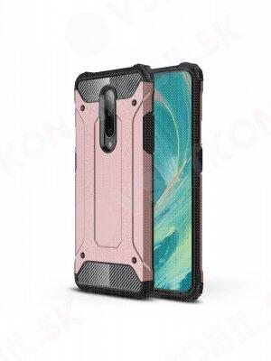 TOUGH Ochranný obal OnePlus 7 růžový