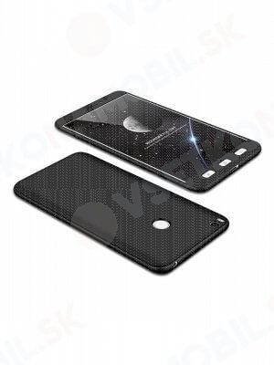 360 ° Ochranný kryt Xiaomi Mi Max 2 černý