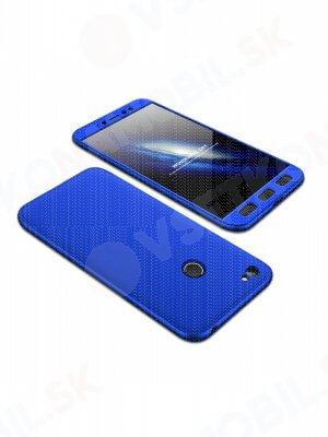 360 ° Ochranný obal Xiaomi Redmi Note 5A Prime modrý