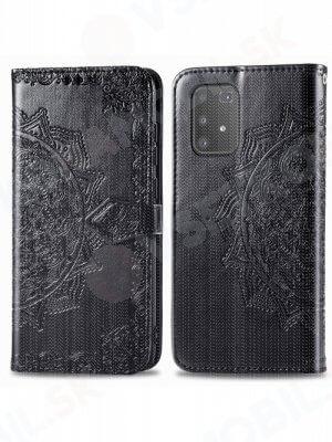 MANDALA Ochranný obal Samsung Galaxy S10 Lite černý