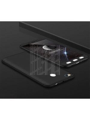 360 ° Ochranný obal Xiaomi Redmi 4X černý
