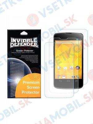 RINGKE INVISIBLE 2X Ochranná fólie Nexus 4