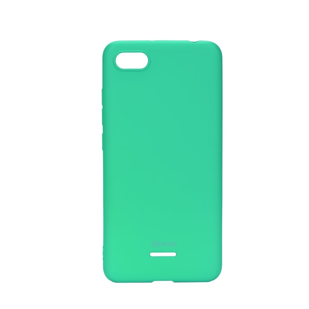 ROAR COLORFUL TPU Obal Xiaomi Redmi 6A zelený