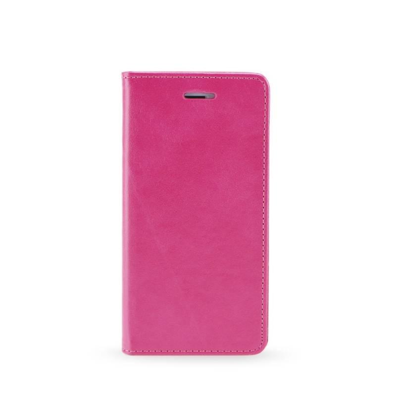 FORCELL LTHR Peňaženkový obal Samsung Galaxy Grand Prime (G530) ružový