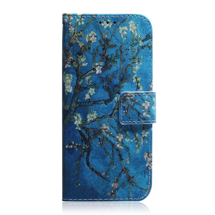 FORCELL ART Peňaženkový obal Huawei Y6p APRICOT BLOSSOM