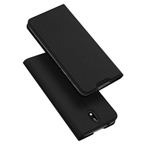 DUX Peňaženkový obal Nokia 1.3 černý