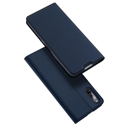 DUX Peňaženkový obal Sony Xperia L4 modrý