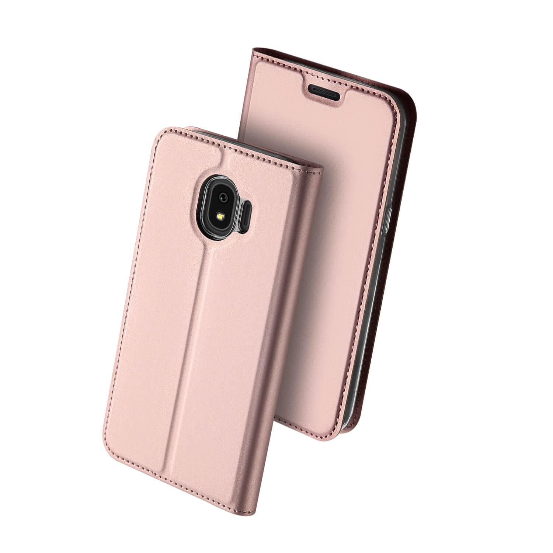 DUX Flipové púzdro Samsung Galaxy J4 (J400) ružový