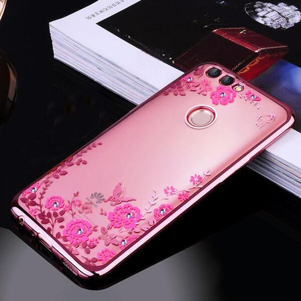 FORCELL BLOOM TPU obal Honor 9 Lite růžový