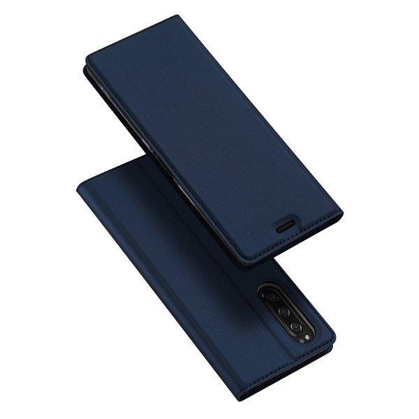 DUX Peňaženkový obal Sony Xperia 1 II modrý