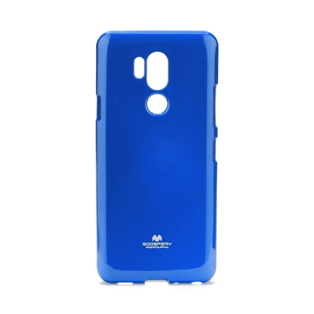 MERCURY JELLY TPU obal LG G7 ThinQ modrý