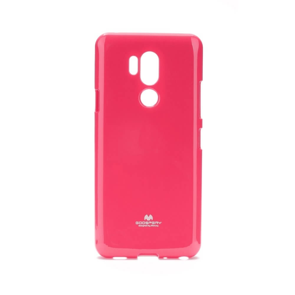 MERCURY JELLY TPU obal LG G7 ThinQ růžový (strong)