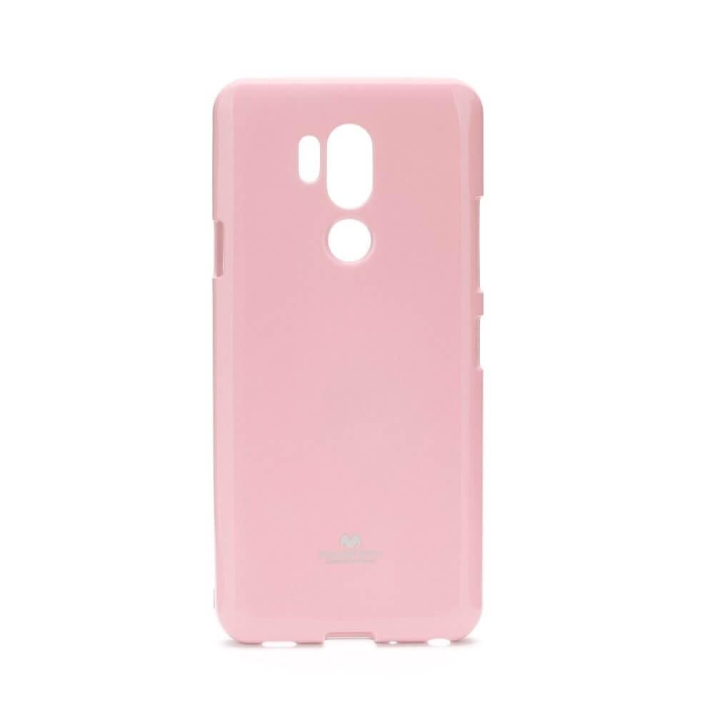 MERCURY JELLY TPU obal LG G7 ThinQ růžový