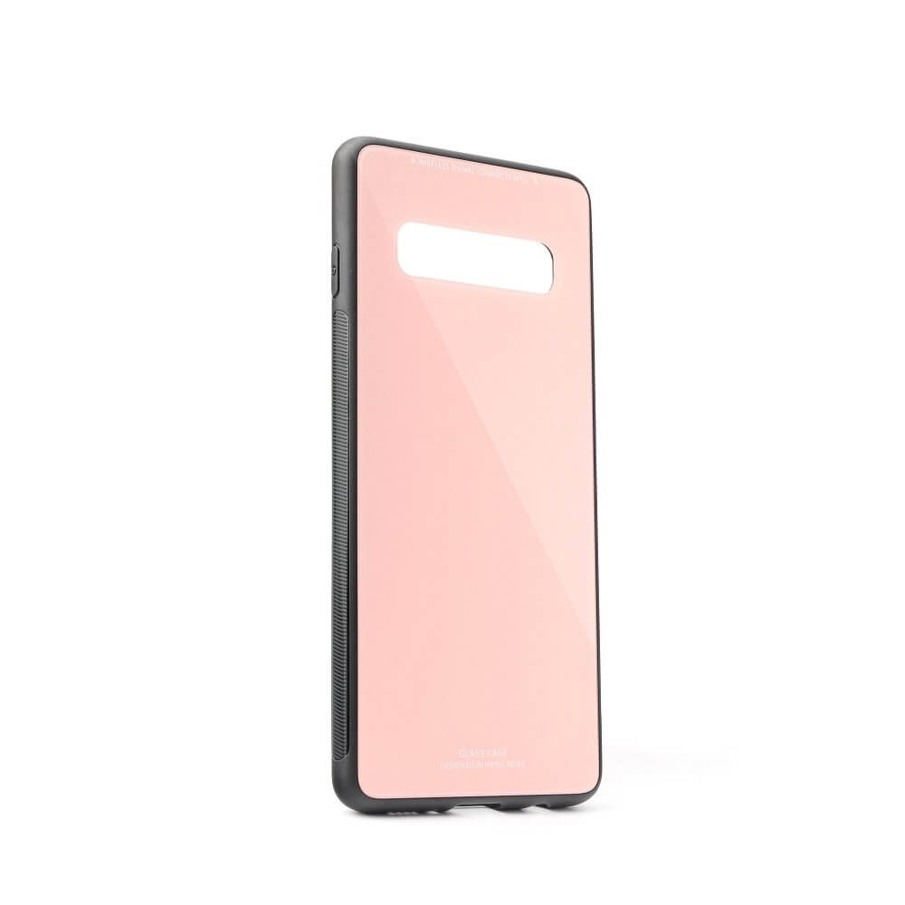 FORCELL TEMPERED GLASS kryt Samsung Galaxy S10 ružový