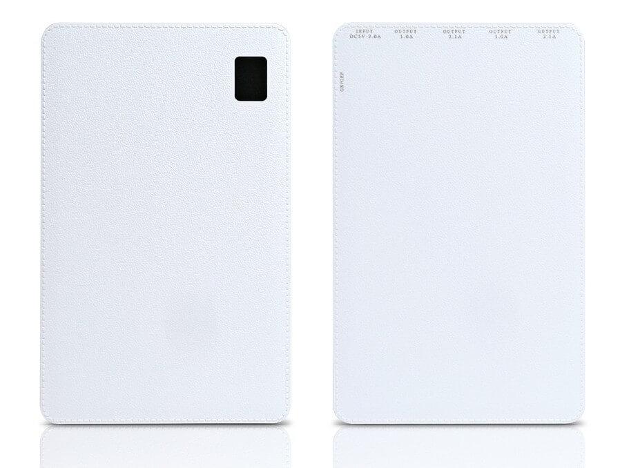 REMAX PRODA NOTE Externí nabíječka 30000 mAh bílá