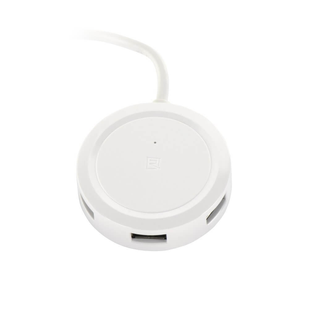 REMAX USB Hub (RU-05) výstup 3x USB 2,0 bílý