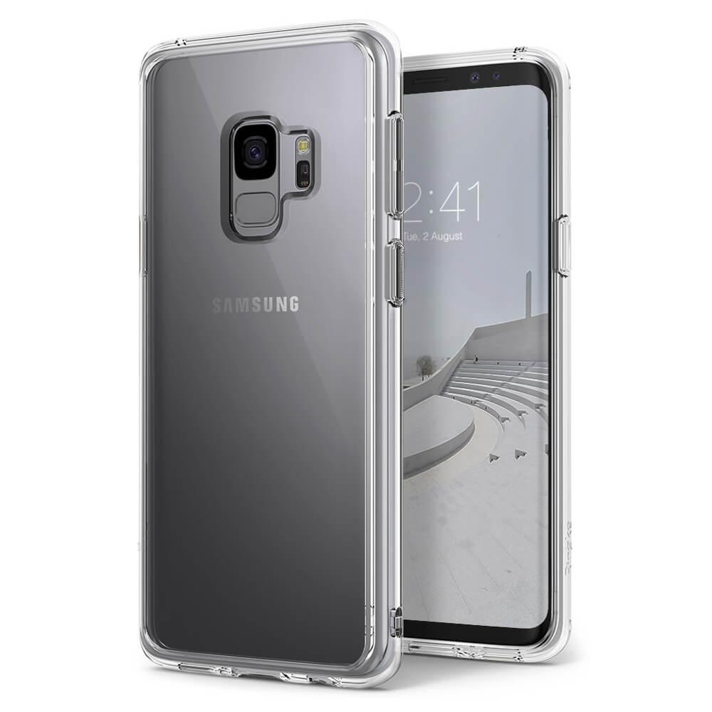 RINGKE FUSION Samsung Galaxy S9 průhledný