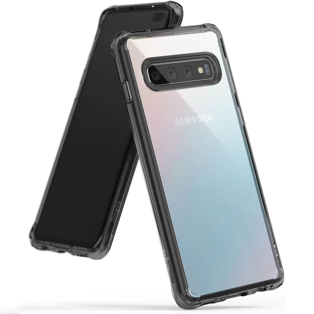 RINGKE FUSION obal Samsung Galaxy S10 Plus černý