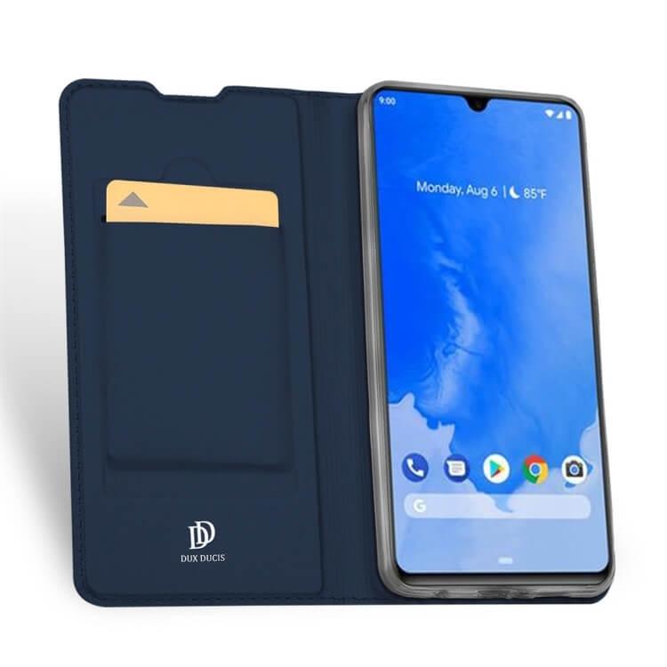 DUX Peňaženkové pouzdro Samsung Galaxy A70 modré