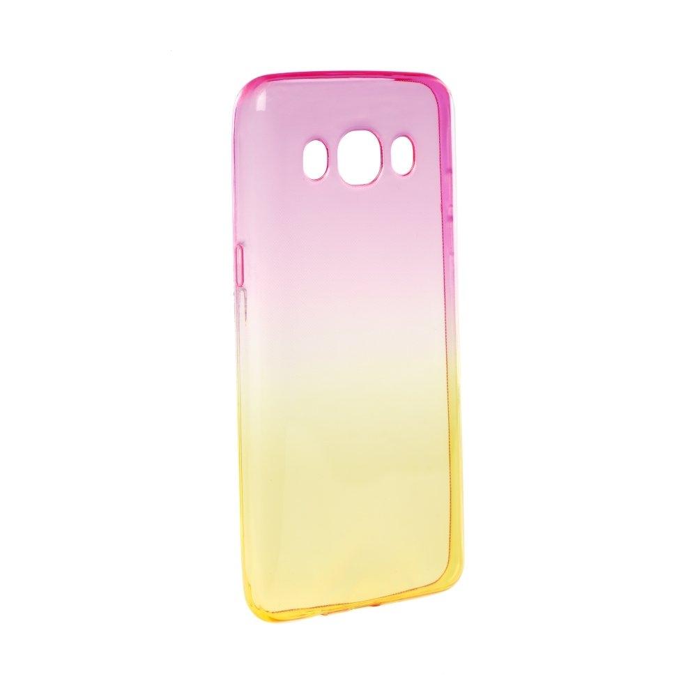 FORCELL OMBRE obal Samsung Galaxy J5 2016 (J510) ružový