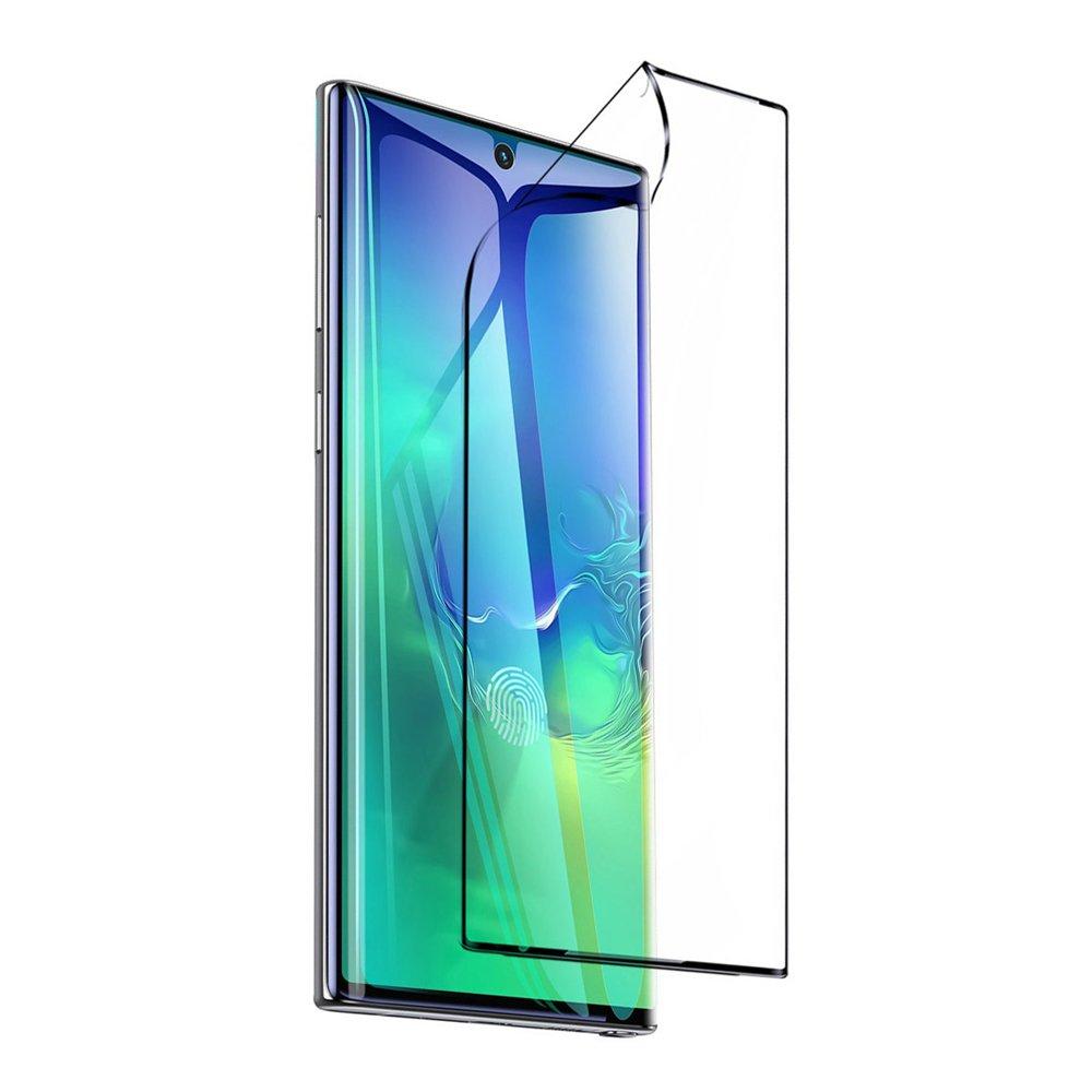 BASEUS SILK 3D ARC Temperované sklo Samsung Galaxy Note 10+