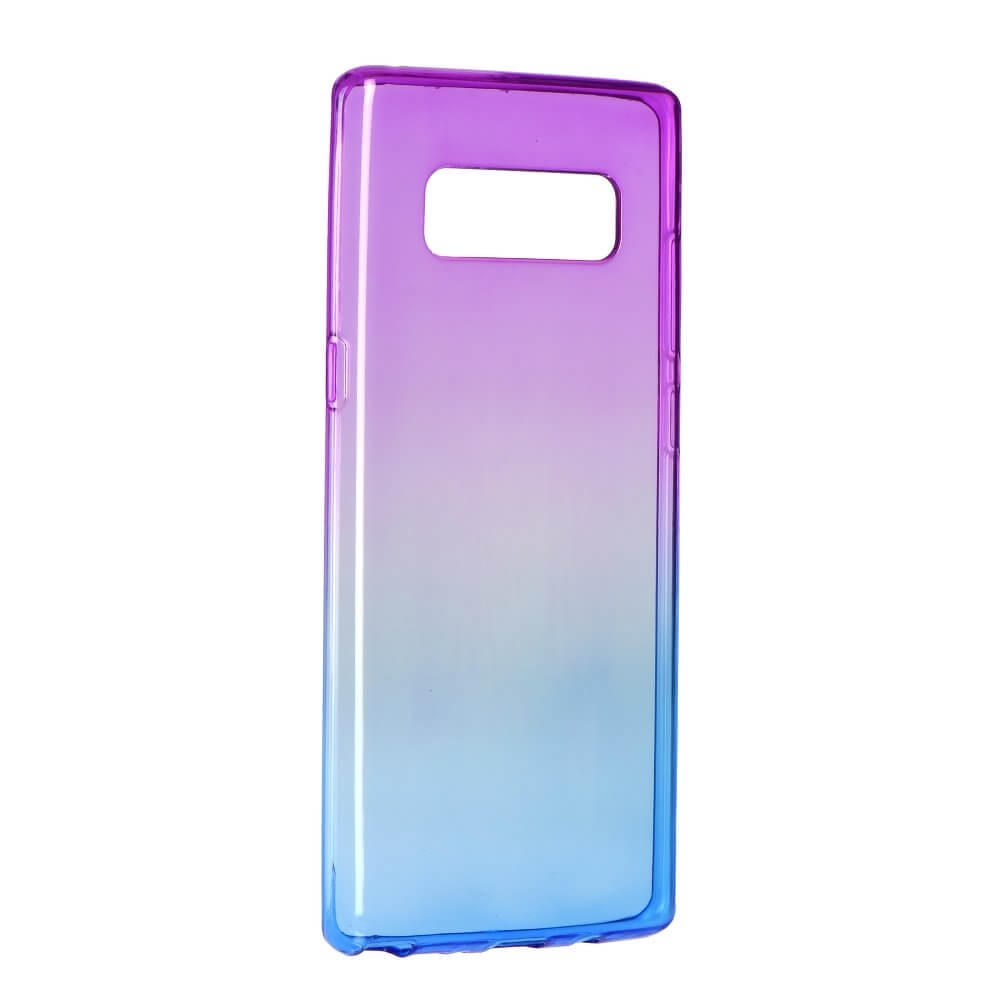 FORCELL OMBRE obal Samsung Galaxy Note 8 fialový