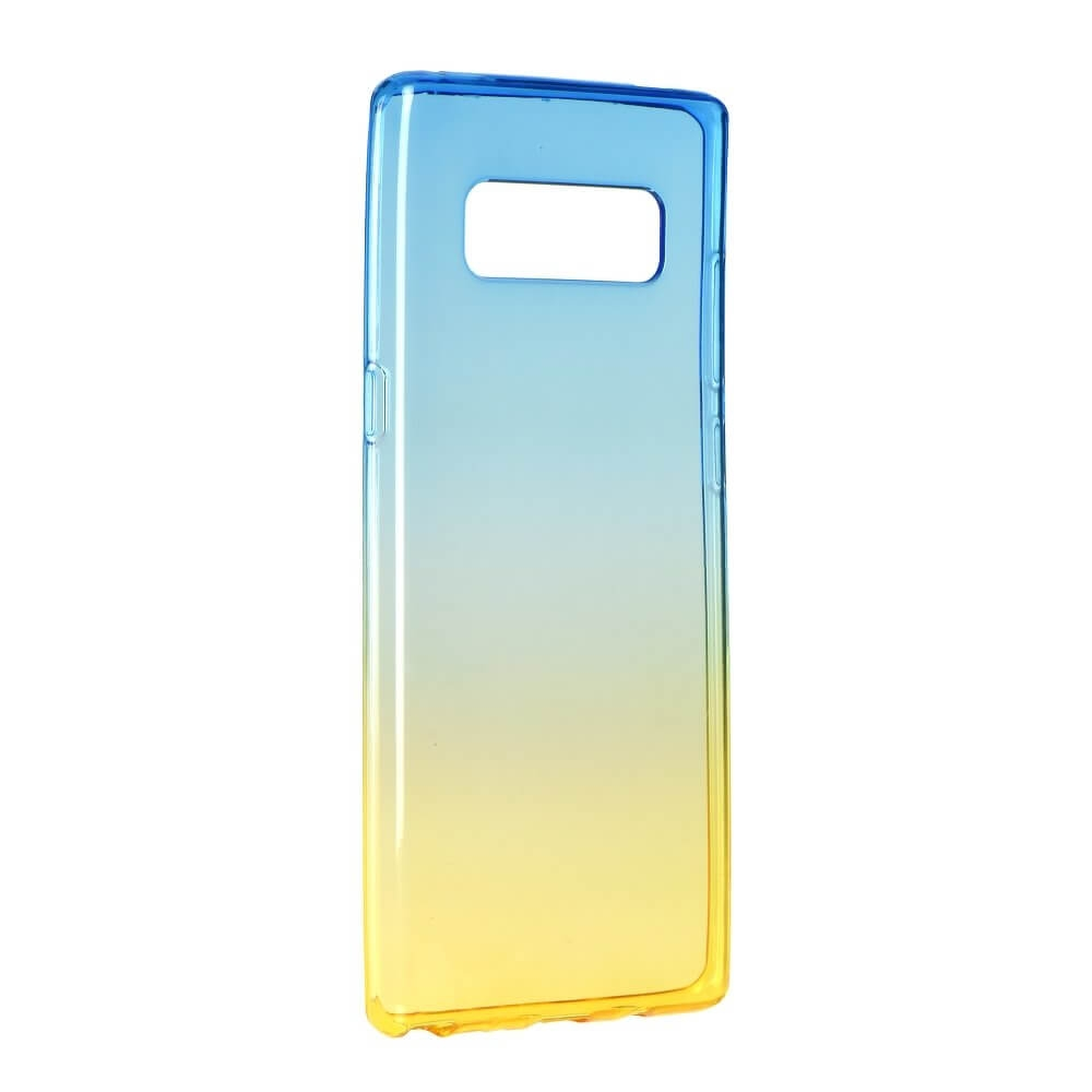 FORCELL OMBRE obal Samsung Galaxy Note 8 modrý