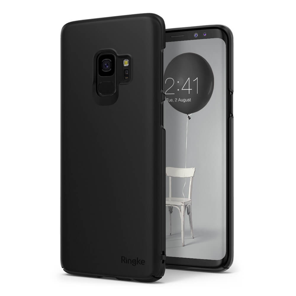 RINGKE SLIM Samsung Galaxy S9 Plus čierny