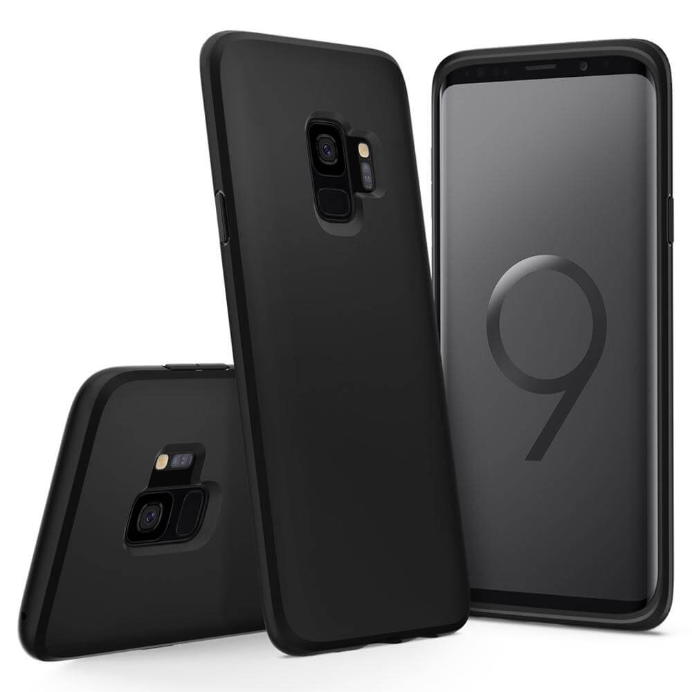 SPIGEN LIQUID AIR Samsung Galaxy S9 matte black