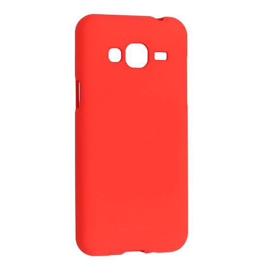 MERCURY SOFT FEELING Samsung Galaxy J3 2016 červený