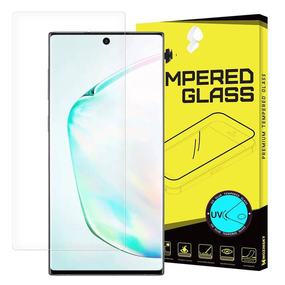 FORCELL UV Temperované sklo Samsung Galaxy Note 10+