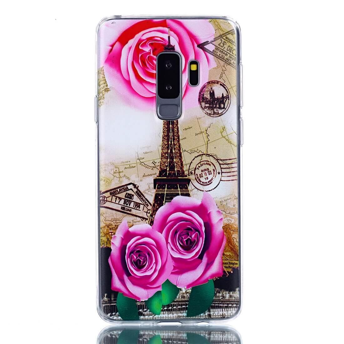 FORCELL ART Silikónový kryt Samsung Galaxy S9 Plus PARIS