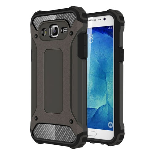 FORCELL TOUGH Ochranný kryt Samsung Galaxy J5 2015 (J500) šedý