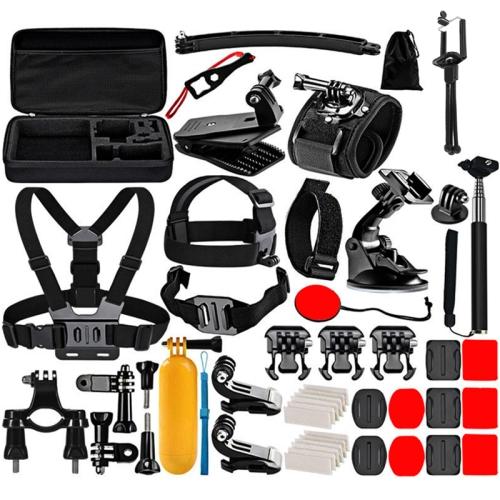 FORCELL 50v1 set příslušenství pro akční kamery