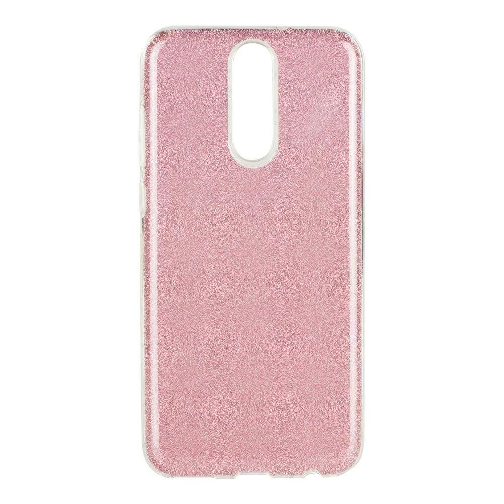 FORCELL SHINING Ochranný obal Huawei Mate 10 Lite růžový