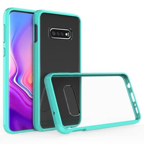 FORCELL Odolný obal Samsung Galaxy S10e zelený