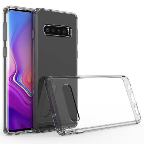 FORCELL Odolný obal Samsung Galaxy S10 šedý
