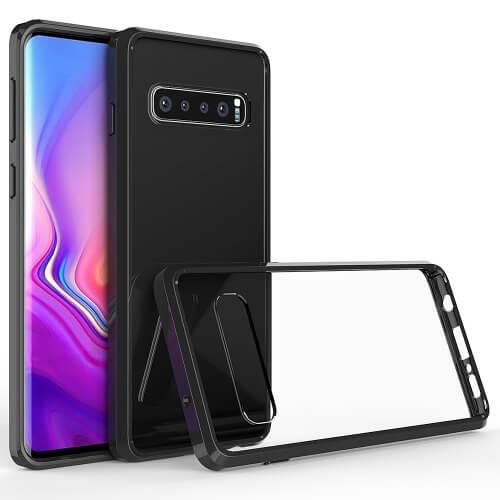 FORCELL Odolný obal Samsung Galaxy S10 černý
