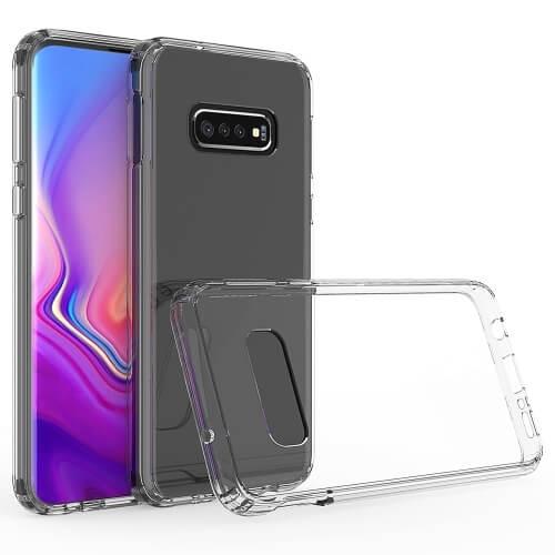 FORCELL Odolný obal Samsung Galaxy S10e průhledný