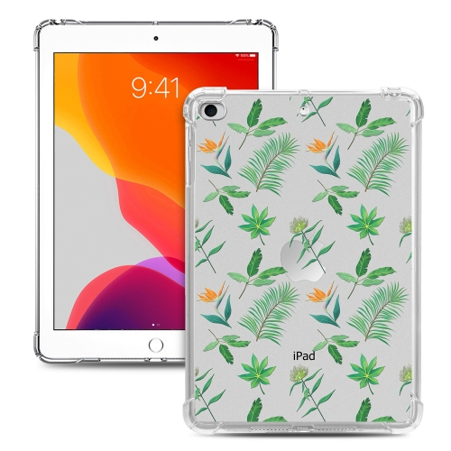 FORCELL ART Silikonový kryt Apple iPad Mini 5 2019 / iPad Mini 4/3/2/1 PLANT