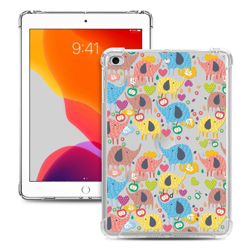 FORCELL ART Silikonový kryt Apple iPad Mini 5 2019 / iPad Mini 4/3/2/1 ELEPHANT
