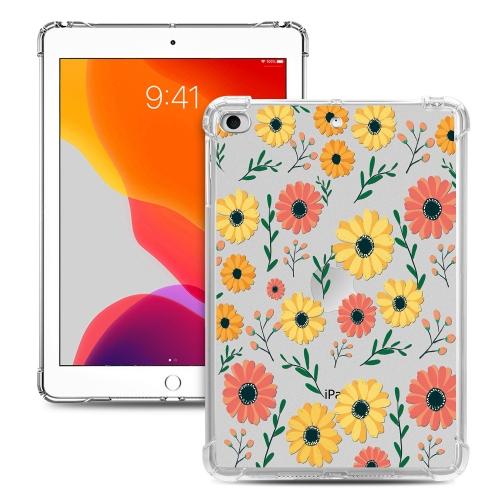 FORCELL ART Silikonový kryt Apple iPad Mini 5 2019 / iPad Mini 4/3/2/1 DAISY