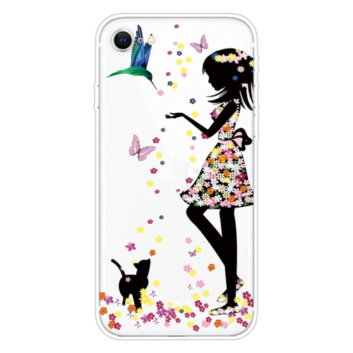 FORCELL ART TPU Kryt Apple iPhone 7 / iPhone 8 / iPhone SE 2020 GIRL