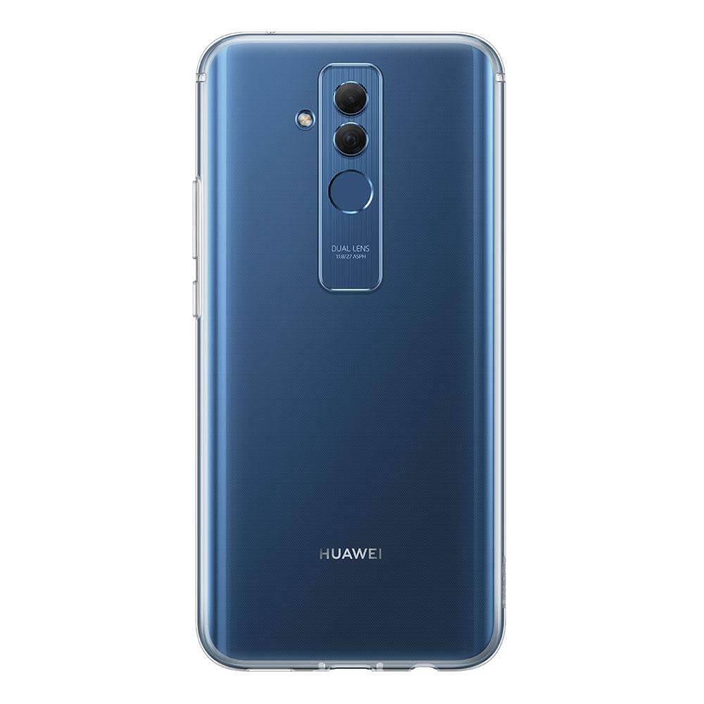 HUAWEI SOFT CASE Huawei Mate 20 Lite priehľadný