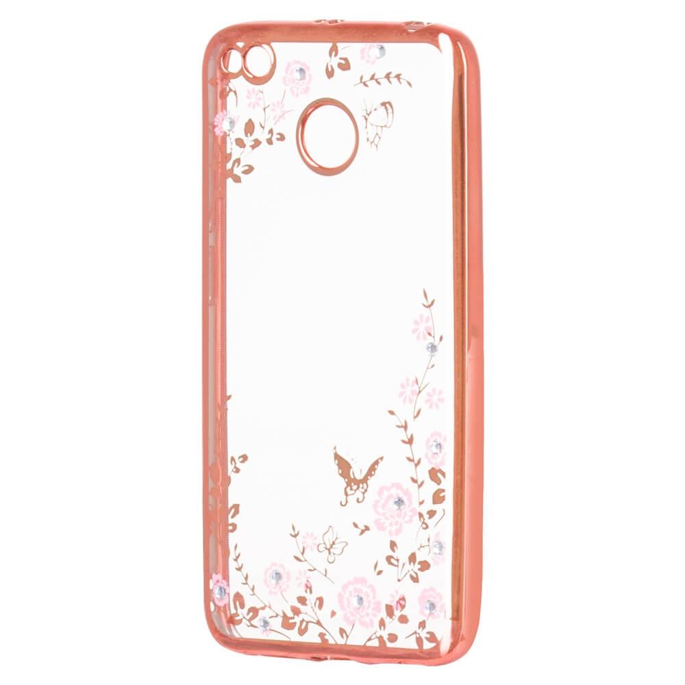 FORCELL BLOOM TPU kryt Xiaomi Redmi 4X ružový