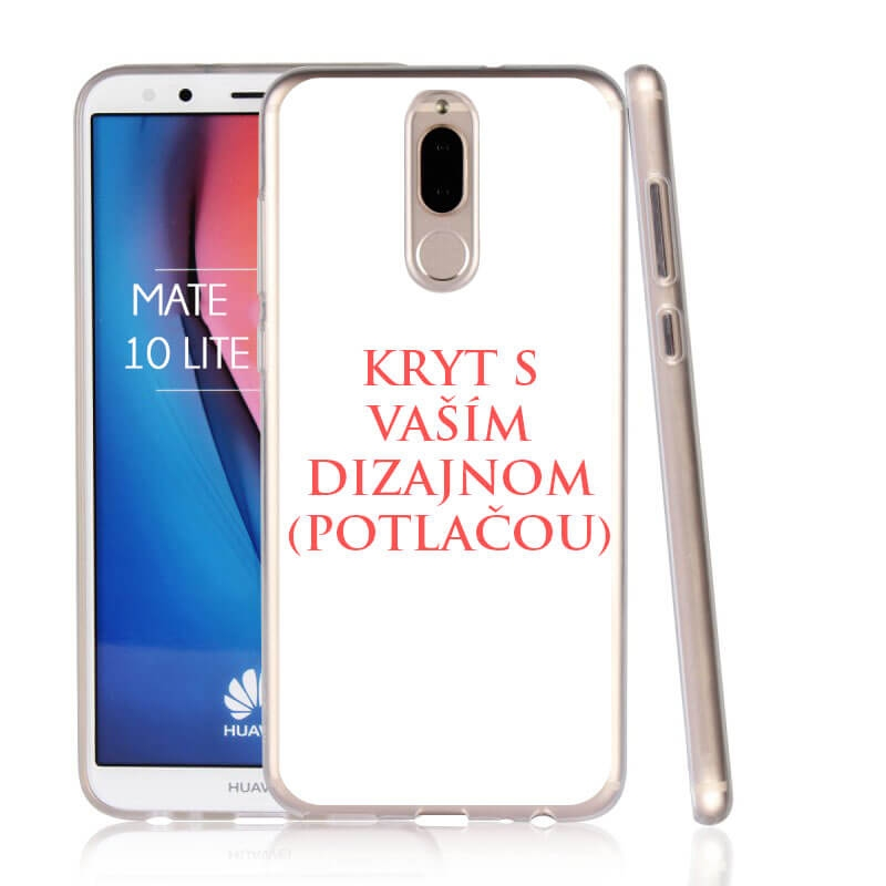 Kryt s vlastní fotkou Huawei Mate 10 Lite