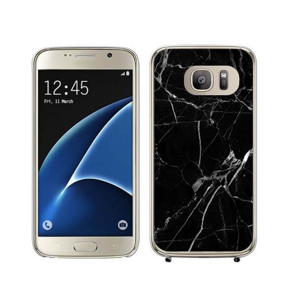 FORCELL MY ART kryt Samsung Galaxy S7 Edge MARBLE (017)