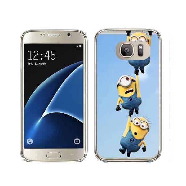 FORCELL MY ART kryt Samsung Galaxy S7 Edge MIMONI (021)