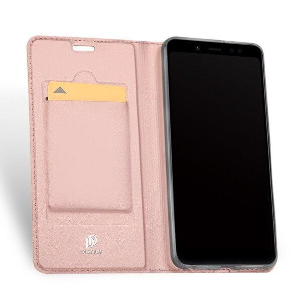 DUX flipové pouzdro Xiaomi Redmi Note 5 růžové