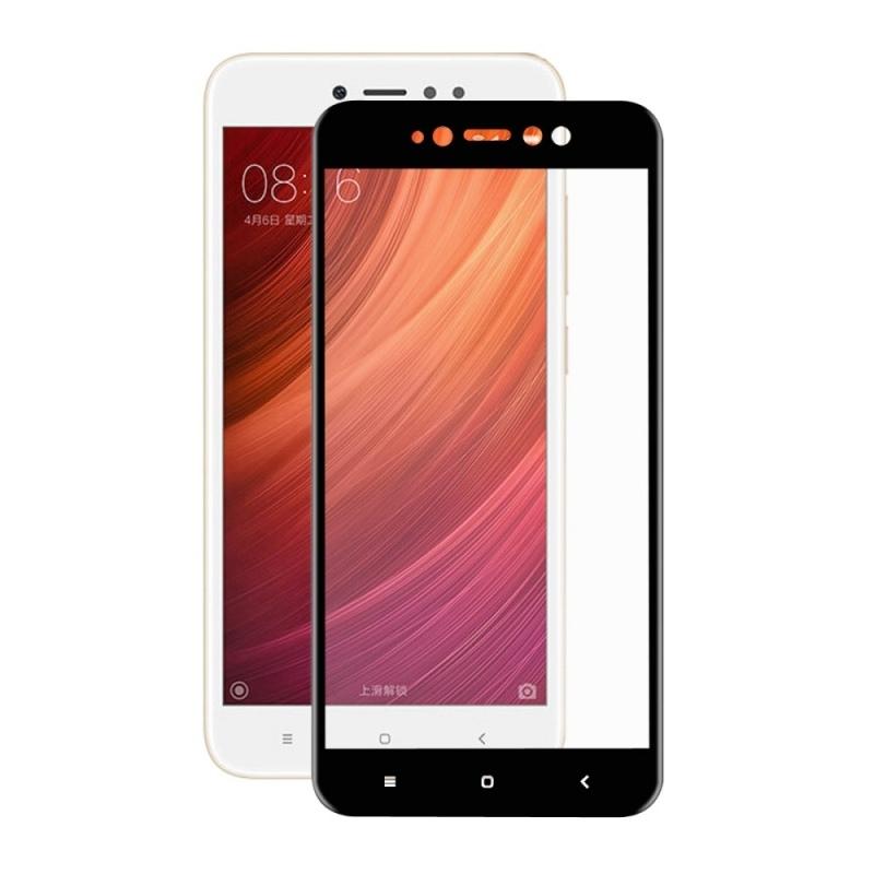 FORCELL 3D Tvrzené sklo Xiaomi Redmi Note 5A černé